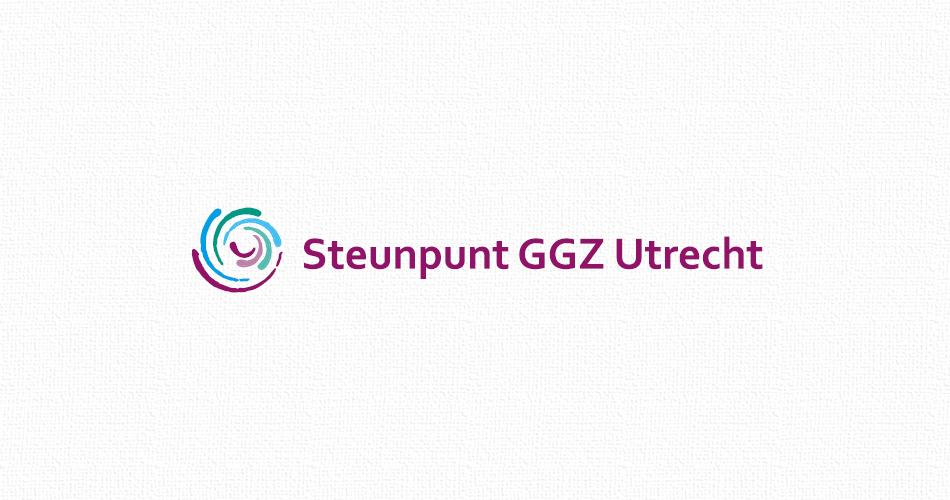 Logo Steunpunt GGZ Utrecht