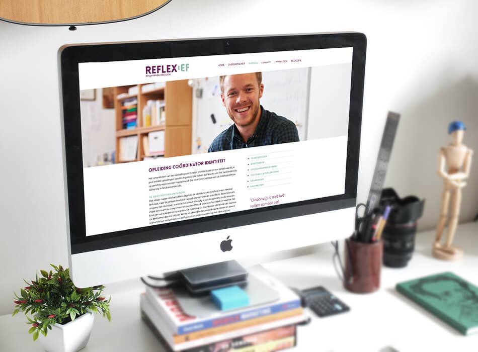 Website Reflexief