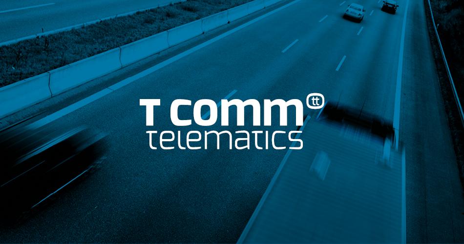 logo ontwerp T-comm