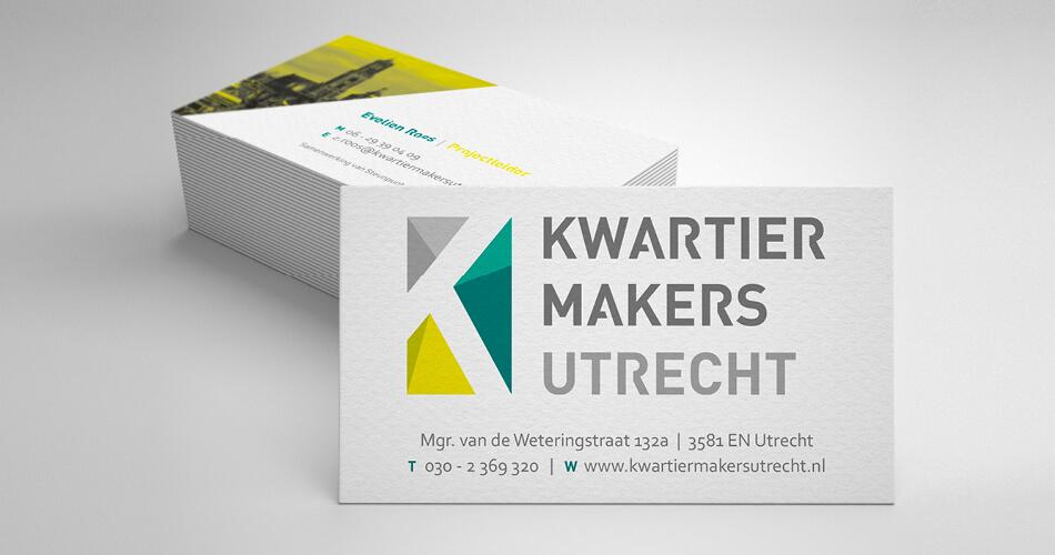 Creatief logo Kwartiermakers