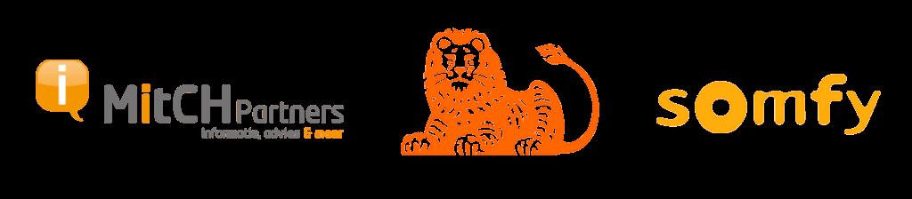 Kleuren oranje