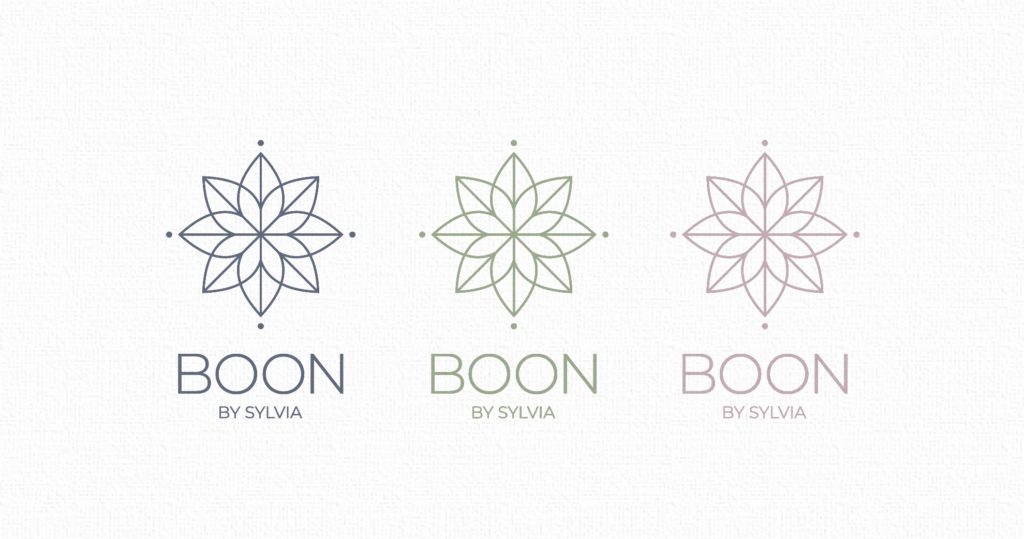 Logo Boon by Sylvia