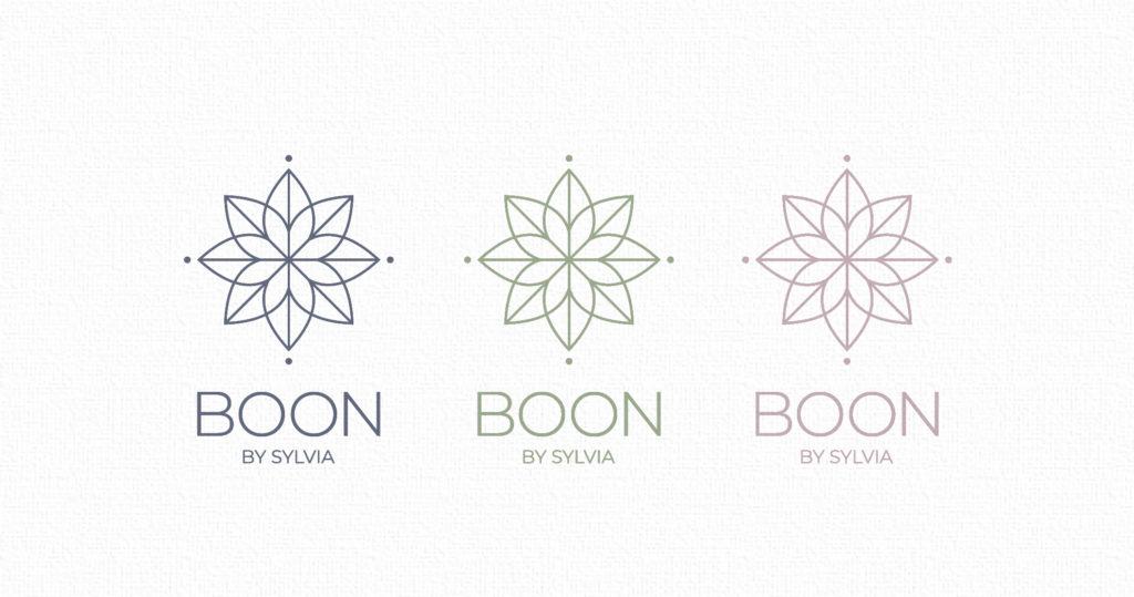 Logo Boon by Sylvia