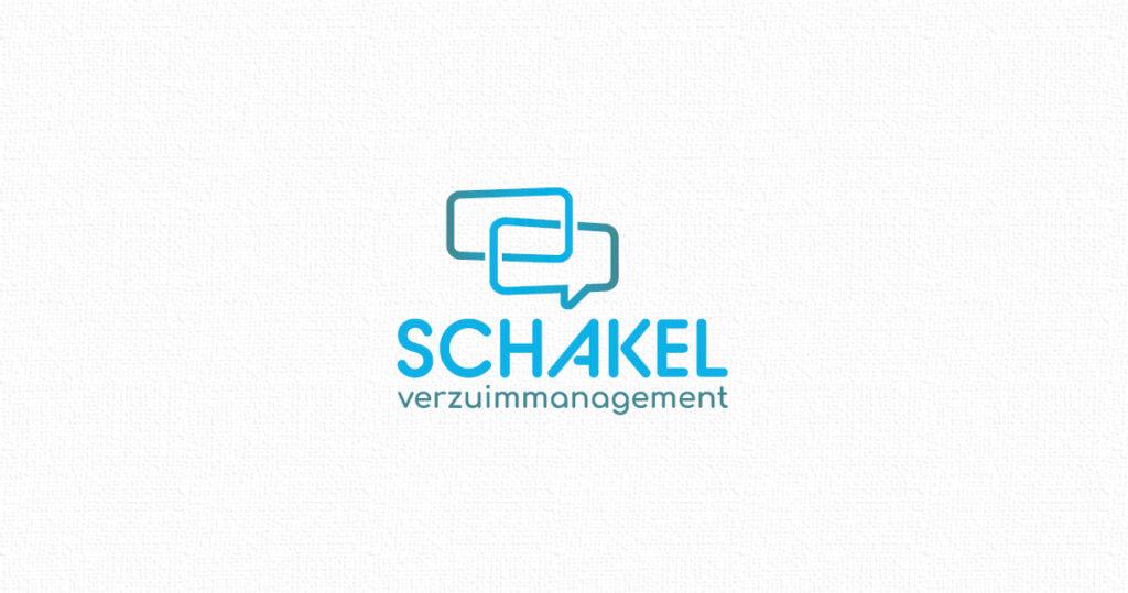Logo ontwerp Schakel verzuim