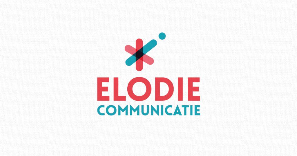 Elodie Communicatie logo