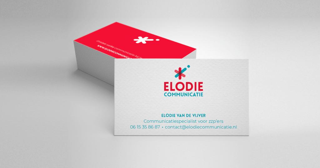 Visitekaartje Elodie